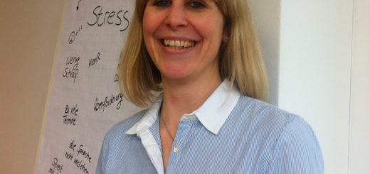 Inga Meyer ist die neue Leiterin des Quartiersbildungszentrums - QBZ Robinsbalje. Foto: WR
