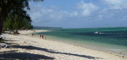 Schöne Strände sind das Kapital von Mauritius. Foto: Kaloglou