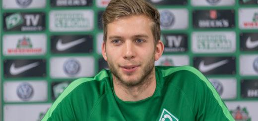In acht Rückrundenspielen musste Felix Wiedwald nur acht Gegentreffer hinnehmen. Foto: Nordphoto
