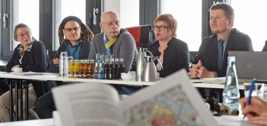 In der Bremer Neustadt soll Deutschlands erstes Fahrradquartier entstehen. Foto: Schlie