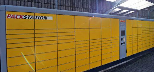 Auch in Zukunft soll am Geschworenenweg in der Bremer Neustadt eine Packstation stehen. Symbolbild: Schlie