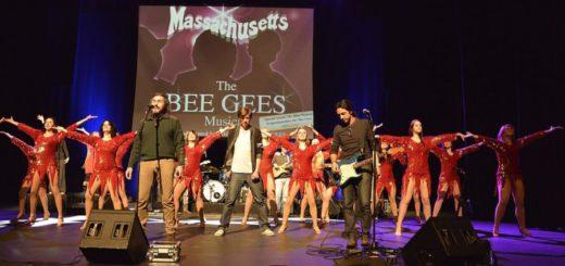 Bereits 2013 unterstützten Bremer Tänzer die Musical-Darsteller. Foto: pv