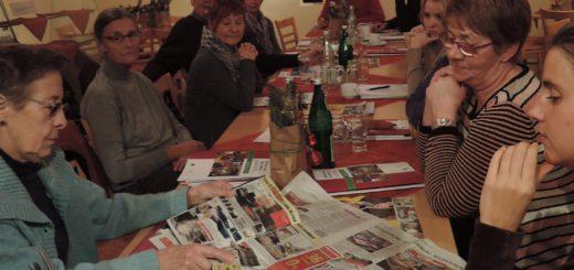 Die Projektgruppe aus Blockdiek trifft sich regelmäßig. Foto: pv