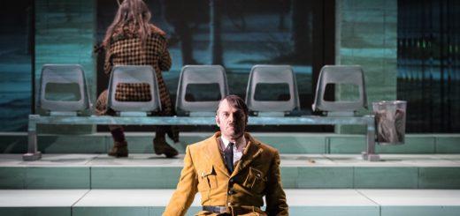 """Die Bühnenfassung der Mediensatire """"Er ist wieder da"""" ist das letzte Stück der Saison. Es wird am 15. Mai im Theater """"Kleines Haus"""" aufgeführt.Foto: G2 Baraniak"""