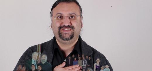 """Sedat Sevimli hat mit 99 anderen Huchtinger Migranten am Kulturprojekt """"100 Prozent Huchting"""" des Kulturladens teilgenommen. Diese Woche wird seine Geschichte im Bürger- und Sozialzentrum (""""bus..."""") vorgestellt - er erzählt darin, was ihm als Mensch mit Migrationshintergrund das Ankommen erleichtert hat und was es schwerer gemacht hat. Foto: Kulturladen"""
