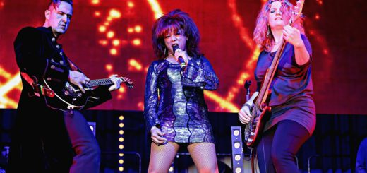 Tina Turner-Tribute Show im Musical Theater. Foto: pv