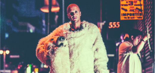 Auch gerne mal als Eisbär unterwegs: der belgische Sänger Milow. Foto:pv