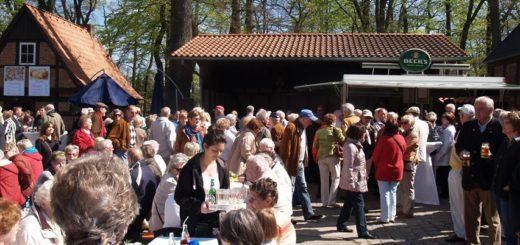 Der Maimarkt ist stets gut besucht. Foto. pv