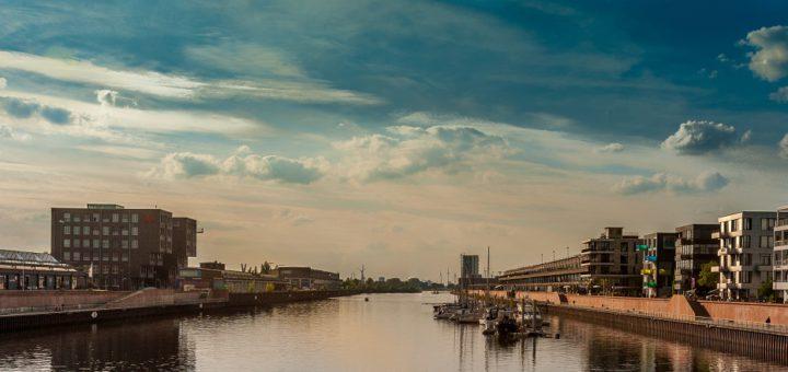 Europahafen. Foto: Barth
