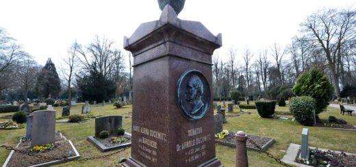 Friedhof Riensberg_24. Foto: Schlie