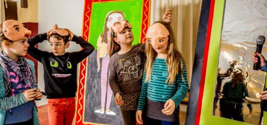 Unter anderem mit dem Schultheaterstück zum Thema Heimat hat die Grundschule Borchshöhe die Jury überzeugt. Foto: Deutscher Schulpreis