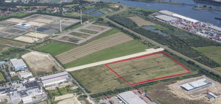 Grundstück Borgward Group AG im GVZ Bremen_Foto WFB_Studio B.jpg.48197. Foto: WFB