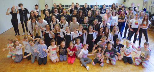 Aus dem TSZ Delmenhorst nehmen sechs Gruppen am Streetdance-Contest teil. Insgesamt sind 58 Teams dabei.Foto: gri