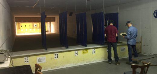 Der Schießstand des Schützenvereins Huchting wurde vor kurzem renoviert. Jetzt muss eine neue Lüftungsanlage her. Der Beirat Huchting macht dafür 10.000 Euro an Globalmittel n locker - und unterstützt noch 14 weitere Projekte. Foto: pv