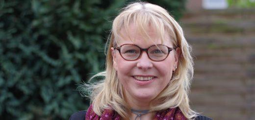 Michaela Duwald hat sich mit 51 Jahren den Traum von einer abgeschlossenen Berufsausbildung erfüllt.Foto: gri
