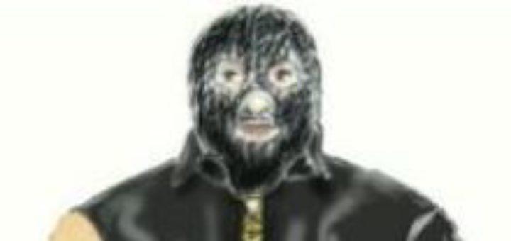 Maskenmann. Foto: wikipedia