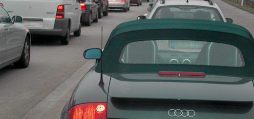 Vor Silvester droht Stau auf den Autobahnen Foto: ACE Auto Club Europa