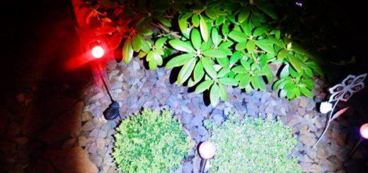 Schottersteine von Bahnstrecke zur Gartendekoration gestohlen.