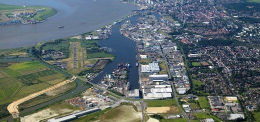 mar 70 Jahre Bremen Fischereihafen 5sp4c. Foto: Wolfhard Scheer