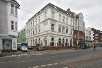Die ehemalige Zigarrenfabrik im Buntentor soll nun ebenfalls unter Denkmalschutz gestellt werden. Foto: Barth