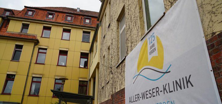 Aller-Weser-Klinik. Foto: Bruns