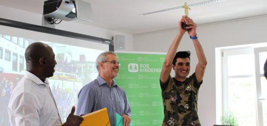 Ajabnoor Khan gewann den Filmwettbewerb. Foto: Füller