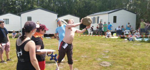 Highland-Games in Stuhr am Steller See. Schotten schottisch Dudelsack Foto: pv