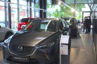 Ab sofort gibt es wieder Mazda in Delmenhorst. Foto: gri