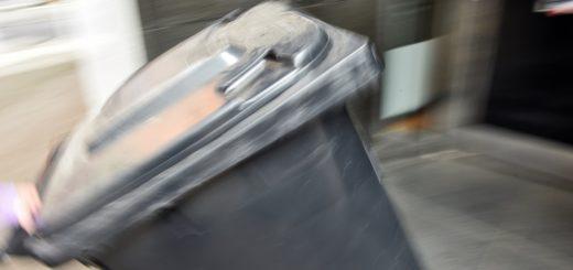 Wer opfer eines Mülltonnen-Diebes wure, sollte dies sofort melden. Foto: Schlie