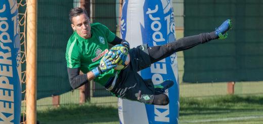 Raphael Wolf absolvierte 48 Bundesligaspiele für den SV Werder. Foto: Nordphoto