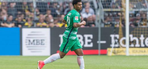 Nach nur einer Saison verlässt Serge Gnabry den SV Werder wieder. Foto: Nordphoto