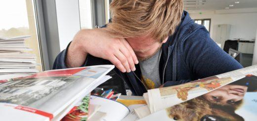 Konstanter Stress kann zur enormen Belastung werden. Foto: Schlie