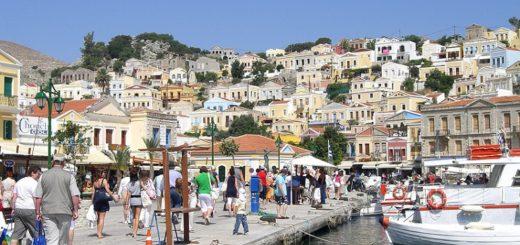 Symi gehört zu den schönsten griechischen Inseln.Fotos: Kaloglou