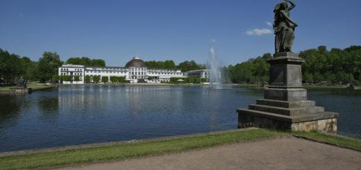 Park Hotel und Hollersee. Foto Schlie