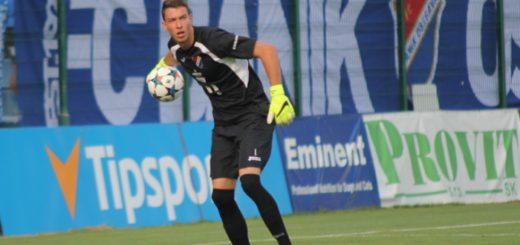 Jiri Pavlenka gewann in der vergangenen Saison mit Slavia Prag die tschechische Meisterschaft. Foto: pv