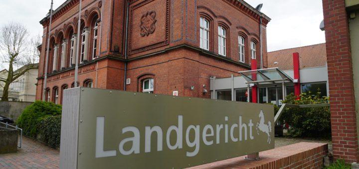 Verdener Landgericht. Foto: Bruns