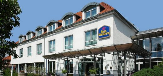 Das Best Western Hotel Heidehof liegt unweit der historischen Fachwerk- und Residenzstadt Celle. Foto: Best Western Hotel Heidehof