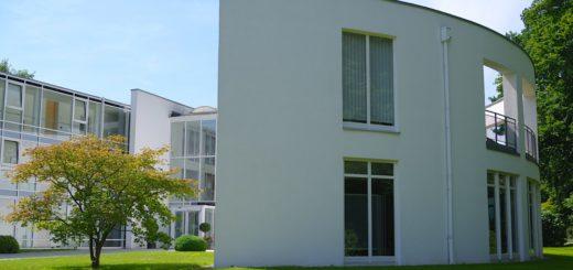 Das HWK besticht auch durch seine Architektur.Foto: gri
