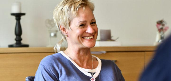 Ursula Reinhardt ist neue Gleichstellungsbeauftragte der Gemeinde Hude.Foto: Konczak