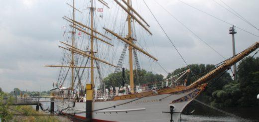 """An Bord der """"Schulschiff Deutschland"""" startet eine neue Vortragsreihe. Wissenschaftler halten Vorträge rund um das Thema Meer. Foto: av"""