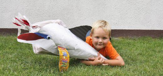 Der sechsjährige Jamie-Nuka freut sich auf die Einschulung. Foto: Barth