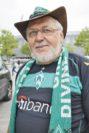 Gerhard Lamprecht beim Tag der Fans Foto: Barth