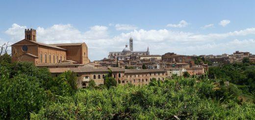 Das mittelalterliche Siena zählt zu den schönsten Städte der Toskana. Foto: Kaloglou