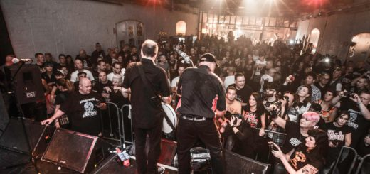 """""""Frenzy"""" aus Großbritannien sind zum vierten Mal beim """"Psychobilly Earthquake"""" dabei. Die Band war auch bei der Festivalpremie vor acht Jahren dabei. Foto: pv"""