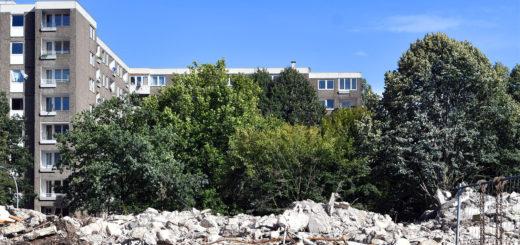 """Die Stadt hat weitere Schritte unternommen in Sachen """"Am Wollepark 11 und 12"""".Foto: Konczak"""