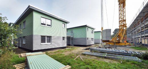 Neue ÜWH-Wohnungen Huchting