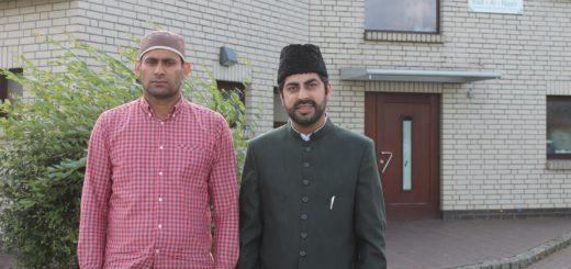 Neuer Imam in der Nasir Moschee