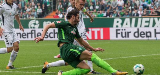 Auch Neuzugang Ishak Belfodil konnte gegen den SC Freiburg kein Tor erzielen. Foto: Nordphoto