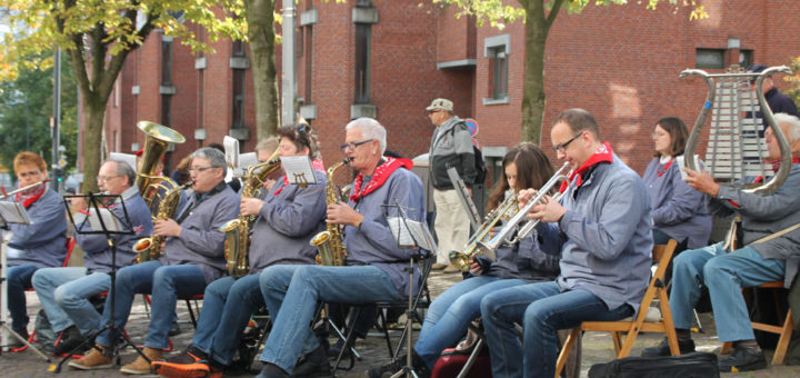 Blasorchester TuS Huchting darf auch in diesem Jahr nicht fehlen. Die Musiker treten am Samstag um 11 Uhr auf.