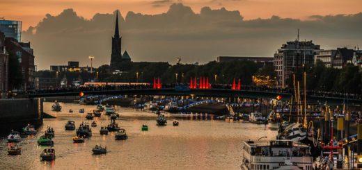 Die Maritime Woche startet am kommenden Samstag. Foto: CityInitiative Bremen